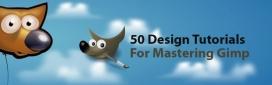50 Tutorials de disseny amb GIMP