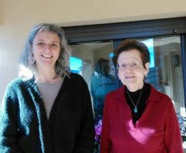 Montse Girbau i Teresa Girbau promouen la relació entre empresa i entitats sense afany de lucre (imatge: girbau.es)