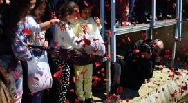 Dia Internacional del Poble Gitano (Barcelona, 8 d'abril).