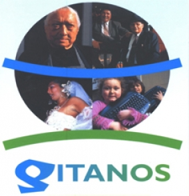 """Pòster de l'exposició """"Gitanos: La cultura dels rom a Catalunya"""""""