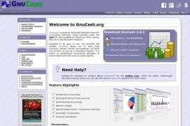 GNUCash podreu registrar tota la comptabilitat d'una entitat amb un cert volum econòmic.