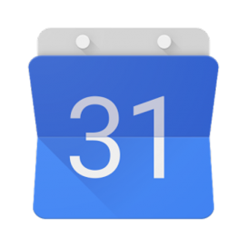 Google Calendar permet crear múltiples calendaris, esdeveniments i recordatoris.