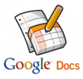 Google docs per treballar