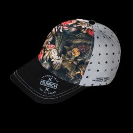 L'objecte escollit per la festa és la gorra, que ha estat dissenyada a càrrec de la marca esportiva Munich. (Font: AFANOC).