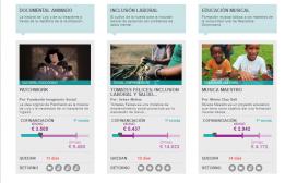 Goteo és una plataforma de microfinançament per a projectes socials