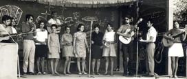 1970, Grup de Folk (Foto: Manolo Alabart)