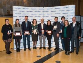 Guanyadors i guanyadores de la convocatòria de 2015
