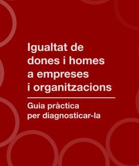 Portada de la Guia de diagnosi que va presentar la Generalitat a finals de maig