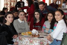 Entitat de Gyumri, Armènia, que ofereix 2 places per un seminari