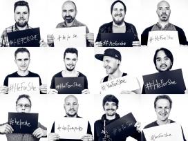 Campanya #HeForShe
