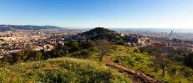 Gaudeix els parcs urbans i la natura més propera (Parc Natural de la Serra de Collserola)