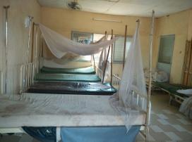 Habitació dedicada al projecte sanitari.