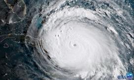 L'huracà Irma va deixar poblacions afectades i persones sense llar.