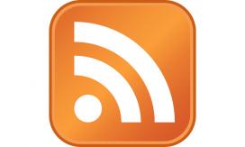 Aquesta icona ens indica que blog o una pàgina web disposa del sistema RSS