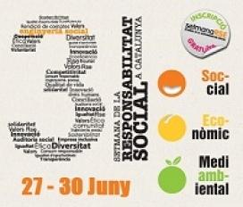3ª Setmana de la Responsabilitat Social a Catalunya