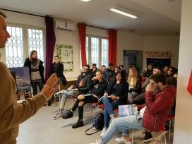 voluntariat juvenil a Caserta