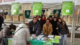 Campanya per a la ILP Habitatge. Font: web de la ILP Habitatge