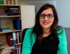 Cristina Ros, tècnica de Suport Associatiu