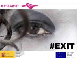 La campanya #Exit es va presentar a Madrid el 5 de setembre