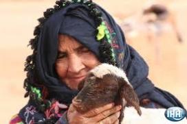 Dona berber. Font: IHA
