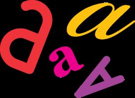 Fragment del logotip d'Espai A