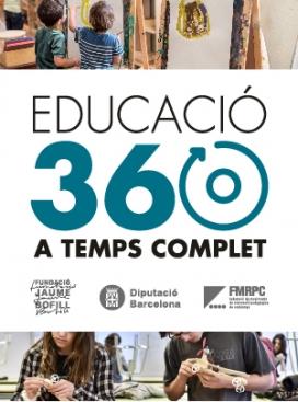 Cartell amb el logo de la iniciativa
