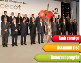 Nit de l'empresari 2011. Font: http://www.nitdelempresari.com
