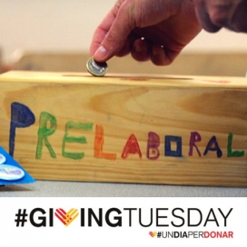 El 29 de novembre se celebra el Giving Tuesday.