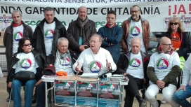 Membres de la comissió que va impulsar la prestació. Font: Comissió promotora de l'ILP per a l'RGC