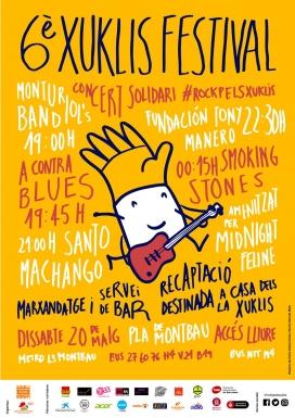 6è Xuklis Festival
