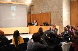 Acte de presentació del Projecte HEBE