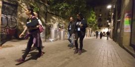 El cens de persones sense llar d'Arrels va comptar amb la participació de 400 persones voluntàries