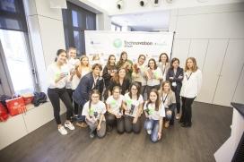 Més de 300 noies mostraran els seus projecte a la final de Technovation del 19 de maig