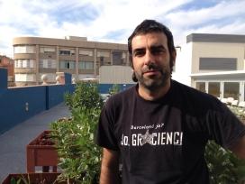 David Montfort és el coordinador de La Verdinada.