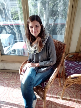 Laura Medrano, coordinadora dels serveis per persones afectades i famílies i del voluntariat de l'ACAB