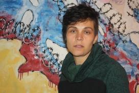 La professora d'alemany de l'Aula d'Idiomes