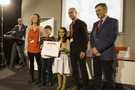 Acte d'entrega del Premi ApS 2016