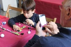Activitat de robòtica educativa a la FESC 2016