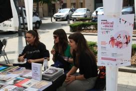 Moviment Popular de Sabadell, la Xarxa d'Economia Solidària de Sabadell i Bruixes del Nord organitzen el certamen.