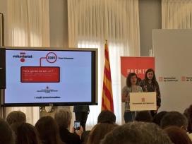 Afev rebent Premi Voluntariat 2017