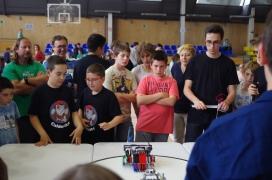 El Campionat de Robòtica de Catalunya