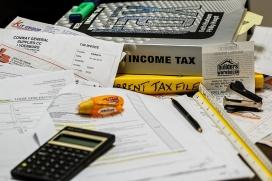 Impostos. Font: Pixabay