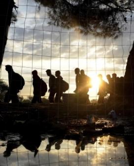Cicle sobre la crisi de les persones refugiades - Foto: Impuls a l'Acció Social