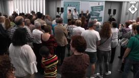 Inauguració de la Fira de Sant Isidre