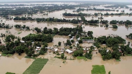 Inundacions a l'Índia