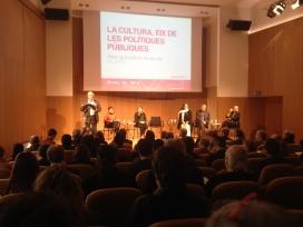 Presentació Informe CoNCA 2017 a l'Ateneu Barcelonès.