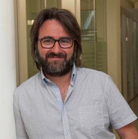 Jesús Carrión, coordinador del Col·lectiu Ronda i activista de RETS. Font: Suport Associatiu