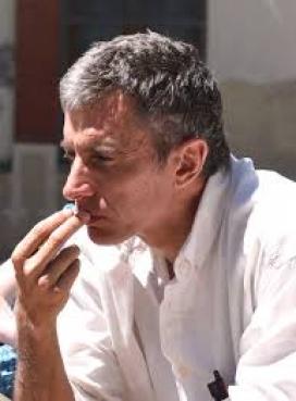 El filosof Jordi Pigem forma part de l'equip docent (imatge: wikipedia.org)