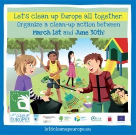 Let's Clean Up Europe dóna visibilitat a la problemàtica dels residus abandonats en els espais naturals (imatge: ewwr)