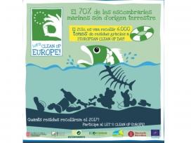 Es dedica una especial atenció als residus que acaben al mar (imatge: ewwr)